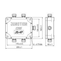 Соединительные коробки JB-PD